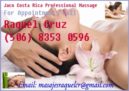 Costa Rica Massage Jaco